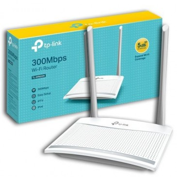 ROTEADOR WIRELESS TL-WR820N TP-LINK (Ref: 130109)