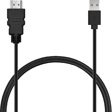 CABO HDMI X USB MBTECH REF: MB1077 (Ref: 130071)