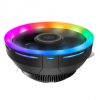 Cooler Gabinete Alseye Rainbow H120Z (120mm/LED Rainbow) - Preto